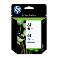 61 Ink Cartridge Combo Pack P