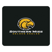 University of Southern Mississippi Custom Logo Mouse Pad