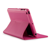 iPad mini FitFolio Leather Pnk