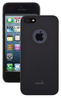 Moshi iGlaze Hardshell Case for iPhone 5 Black