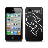 Georgia Tech Custom Logo iPhone 4G Case