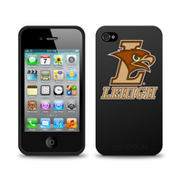 Lehigh University Custom Logo iPhone 4 Case Black