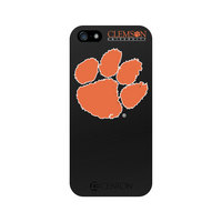 Clemson University Custom Logo iPhone 5 Case, Black
