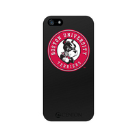 Boston University Custom Logo iPhone 5 Case, Black