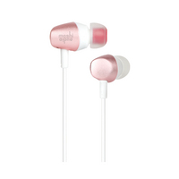 Moshi Mythro Earbuds with Microphone and Control Pink
