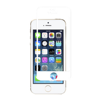 MOSHI CORP iVisor Glass Screen Protector iPhone 5, 5S, 5c White