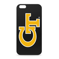 Georgia Tech University Custom Logo iPhone 6 Black Case by Centon