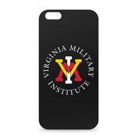 Virginia Military Institute Custom Logo iPhone 6 Black Case by Centon
