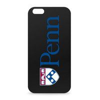 University of Pennsylvania Custom Logo iPhone 6 Black Case by Centon