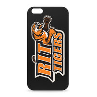 Rochester Institute of Technology Custom Logo iPhone 6 Black Case by Centon