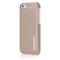 Incipio DualPro SHINE for iPhone 6, Rose Gold and Blush