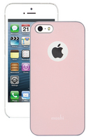 Moshi iGlaze Hardshell Case for iPhone 5 Pink