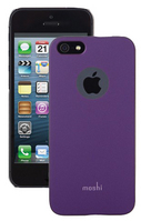 Moshi iGlaze Hardshell Case for iPhone 5 Purple