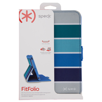 iPad mini FitFolio Blue Plaid