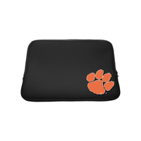 Clemson University Custom Logo Sleeve Black 13in