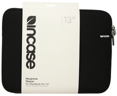 INCASE Neoprene Sleeve Black MacBookMacBook Pro