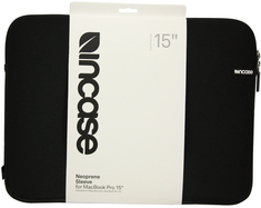 INCASE Neoprene Sleeve 15in Black