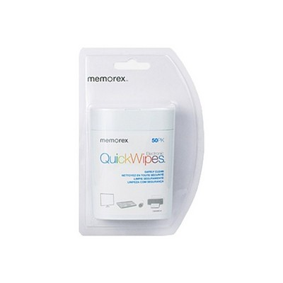 Pc Quick Wipes 50 Pack
