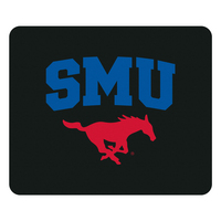 Southern Methodist University Custom Logo Mouse Pad