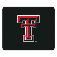 Texas Tech University Custom Logo Mouse Pad