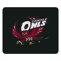 Temple University Custom Logo Mouse Pad