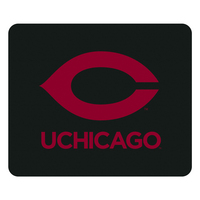 University of Chicago Custom Logo Mouse Pad