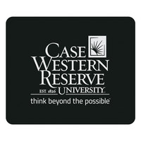 Case Western Reserve University Custom Logo Mouse Pad
