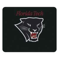 Florida Institute of Technology Custom Logo Mouse Pad, 8.5in