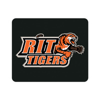 Centon Rochester Institute of Technology Black Mousepad, Classic