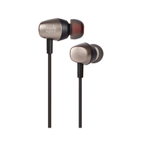 MOSHI CORP Mythro Earbuds with Microphone and Control  Gunmetal