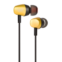 MOSHI CORP Mythro Earbuds with Microphone and Control, Gold