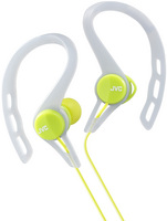 JVC Sport Clip In Ear Headphone, Green