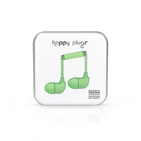 Happy Plugs In Ear Earbuds, Mint