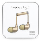 Happy Plugs In Ear Earbuds, Champagne