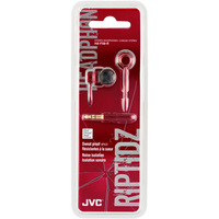 RIPTIDZ Headphones Red