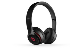 Beats Solo 2 Wired Headphone, Black
