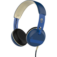 Skullcandy Grind Headphones with TapTech, Royal Blue