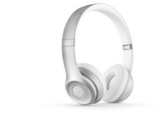 Beats Solo 2 Wireless Headphone, Silver