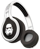 SMS Star Wars Imperial Stormtrooper Headphones