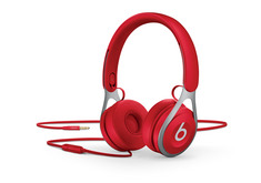 Beats Wired OnEar Headphone, Red