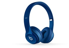 Beats Solo 2 Wired Headphone, Blue
