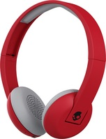 Skullcandy Uproar Bluetooth Headphones, Ill Framed Red