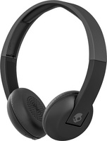 Skullcandy Uproar Bluetooth Headphones, Black & Gray