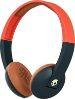 Skullcandy Uproar Bluetooth Headphones, Orange Explore