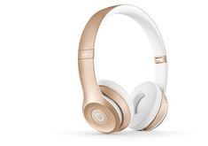 Beats Solo 2 Wireless OnEar Headphone Gold