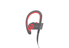 Powerbeats 2 Wireless InEar Headphone  Siren Red