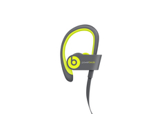Powerbeats 2 Wireless InEar Headphone  Shock Yellow