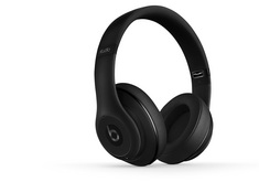 Beats Studio Wireless OverEar Headphone  Matte Black