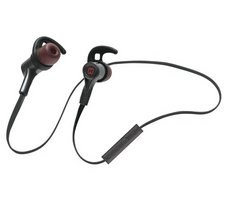 iHome MicroGo Bluetooth Earbuds with Mic & Remote, Black