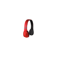 Outdoor Tech Los Cabos Rugged Wireless Headphone with Mic, Red